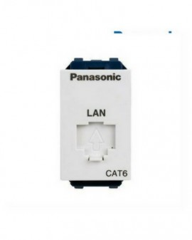 Ổ cắm data CAT6 panasonic WEV2488SW